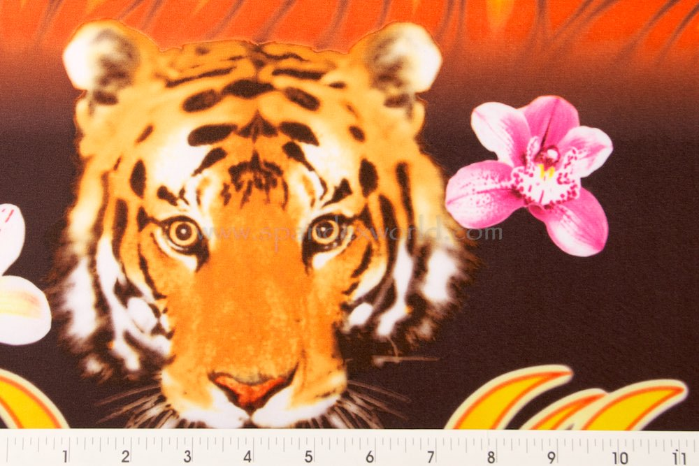 Animal Prints (Tiger)