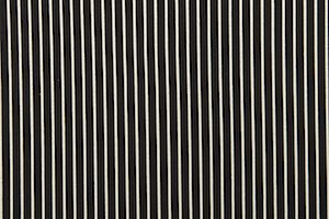 Printed Stripes (Black/White)
