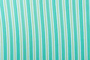 Printed Stripes (Turquoise/Green/Yellow/Multi)