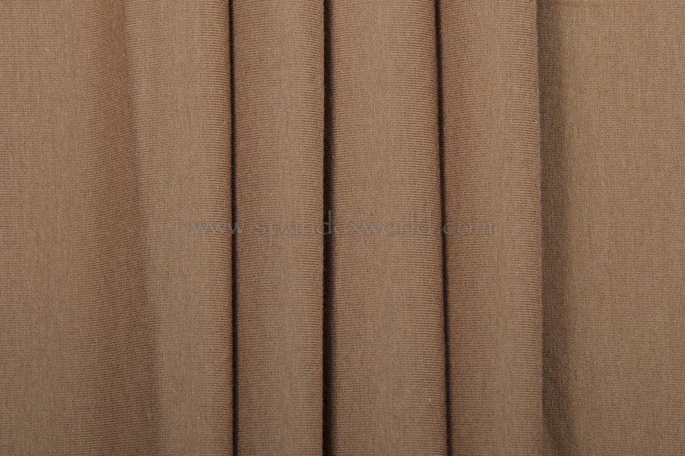 Cotton Lycra® (Light Brown)