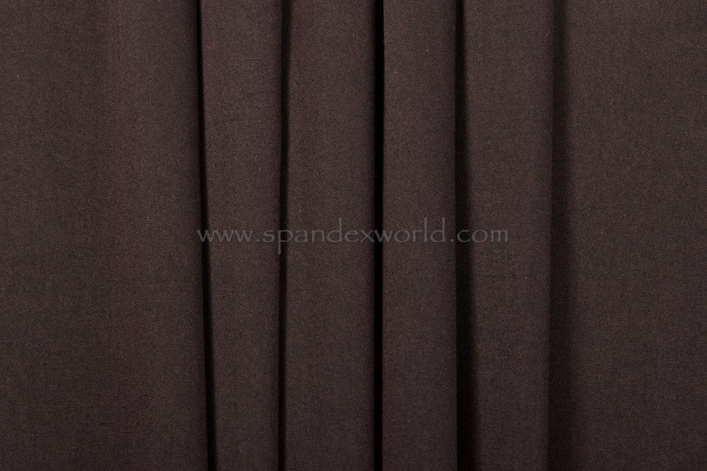 Rayon Lycra® (Coffee Brown)