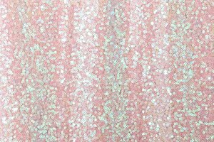 Stretch Sequins (White/White Pearl)