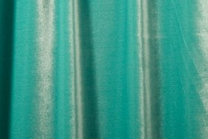 Stretch Solid Velvet (Mint)