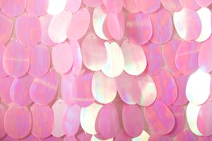 Non Stretch Sequins (Pink/Pink Pearl)