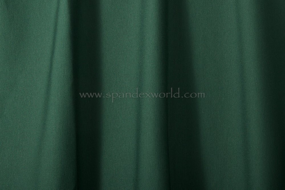 2 Way stretch Ponte De Roma (Dark green)