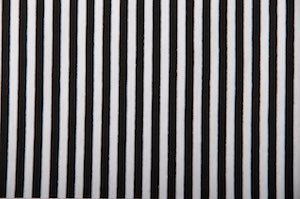 Supplex Stripes (Black/White)