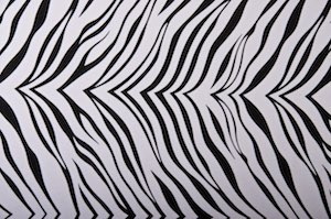 Animal Prints (White/Black)