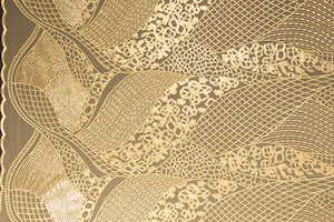 Non-Stretch Sequins ( Gold/Gold)