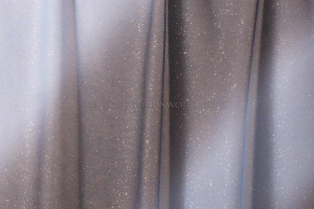 Sheer Glitter/Pattern(Grey/Black/Gold)