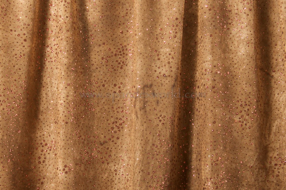 Sheer Glitter/Pattern(Brown/Dark Brown)