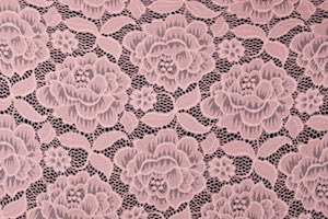 Stretch Lace (Dusty Rose)