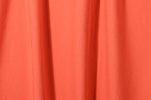 Cotton Lycra® (Coral)(Heavy-weight)