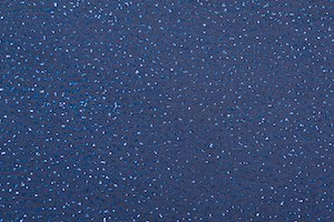 Acetate Glitter Slinky (Navy Blue/Royal Blue)