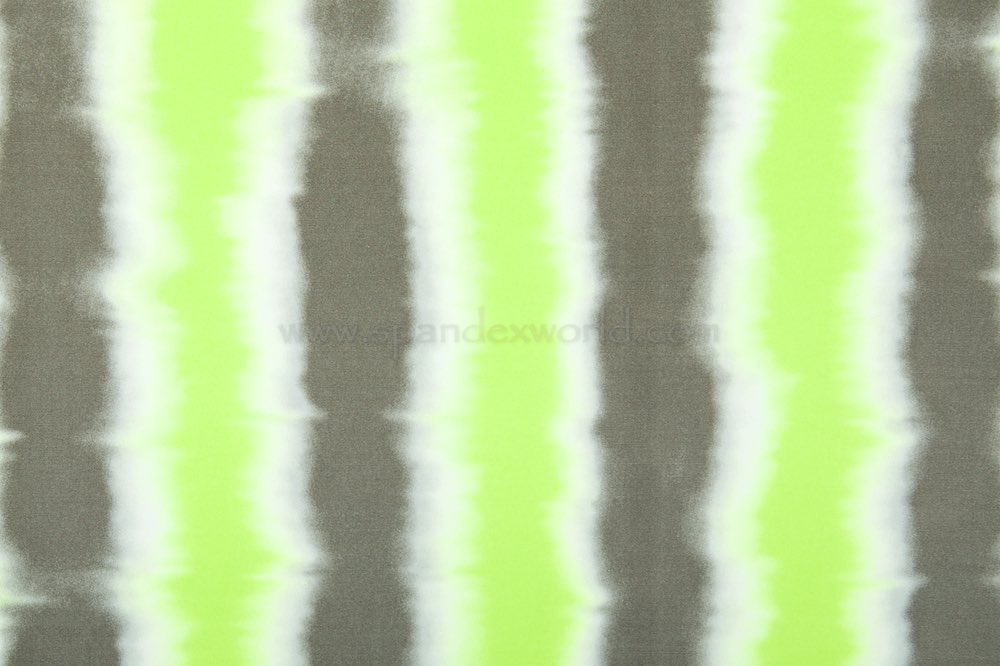 Abstract Prints (Gray/Lime)