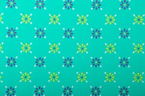 Floral print (Mint/Navy Blue/White/Multi)