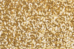 Stretch Sequins(Gold/Gold)