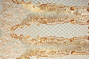 Stretch Sequins (Nude/Gold/Gold/Light Gold)