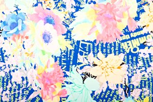 Floral prints (Hot pink/Blue/Yellow/Multi)