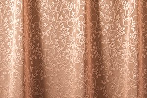 Stretch Lace (Deep Taupe)