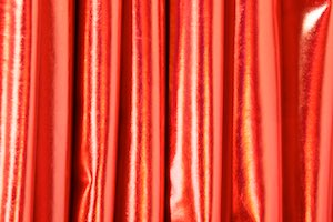 2 Way Reflective Metallic Foil (Red)