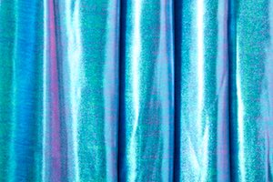 4- Way Reflective metalic foil- (Hawaii Blue)