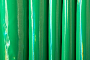 2 Way Stretch Reflective Vinyl-shiny (Green)