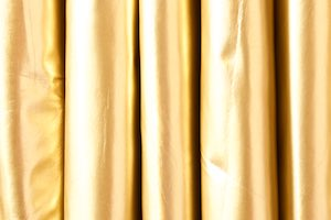 2 Way Stretch Reflective Vinyl-shiny (Gold)