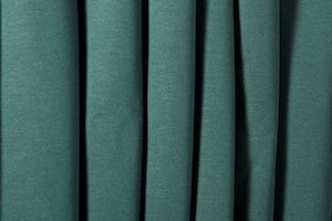 4-Way stretch Ponte Di Roma -Dark Green