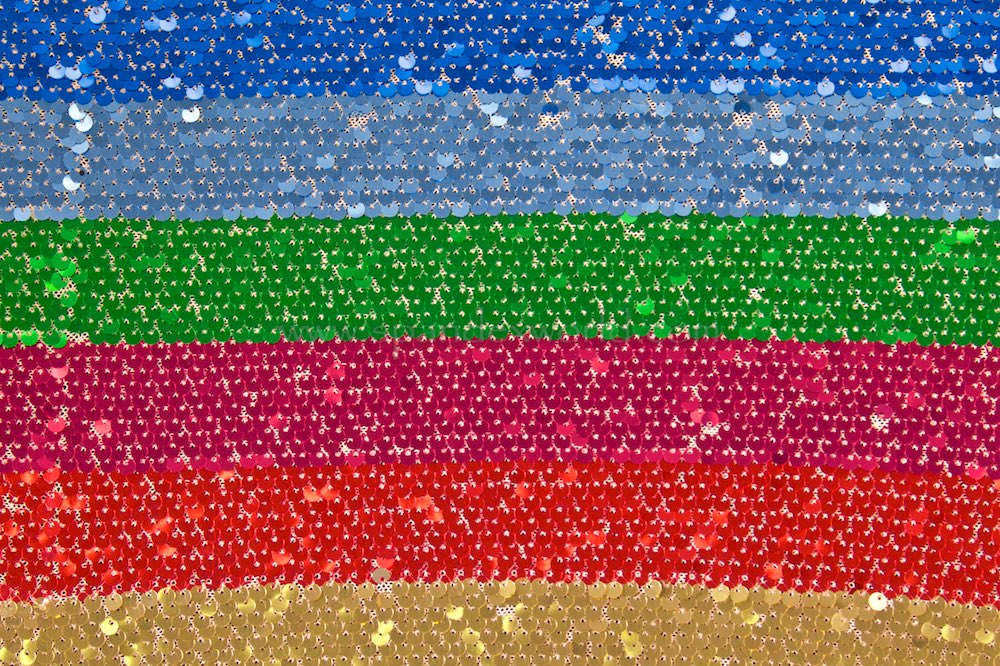 Stretch Sequins (Green/Magenta/Red/Gold/Multi)