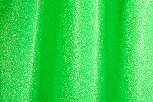 Cracked Ice Fabrics  - Holographic (Neon Green)