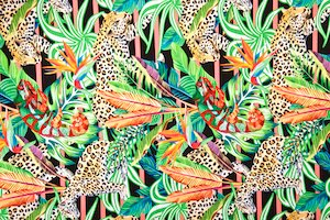 Animal Print (Yellow/Green/Red/Multi)