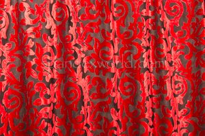 Burnout Velvet (Red)