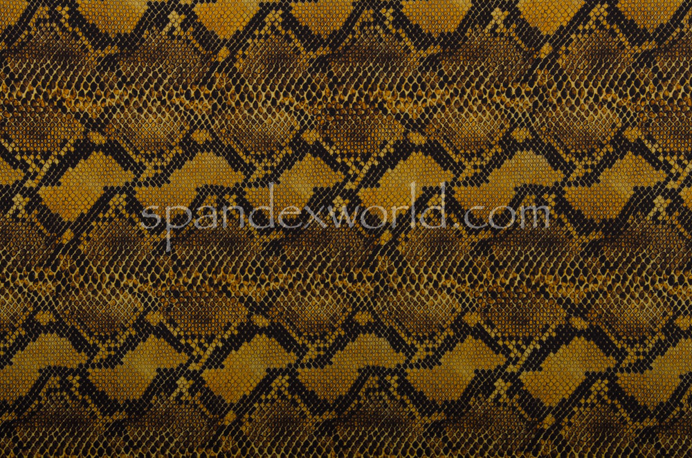Snake Prints (Brown/Black)