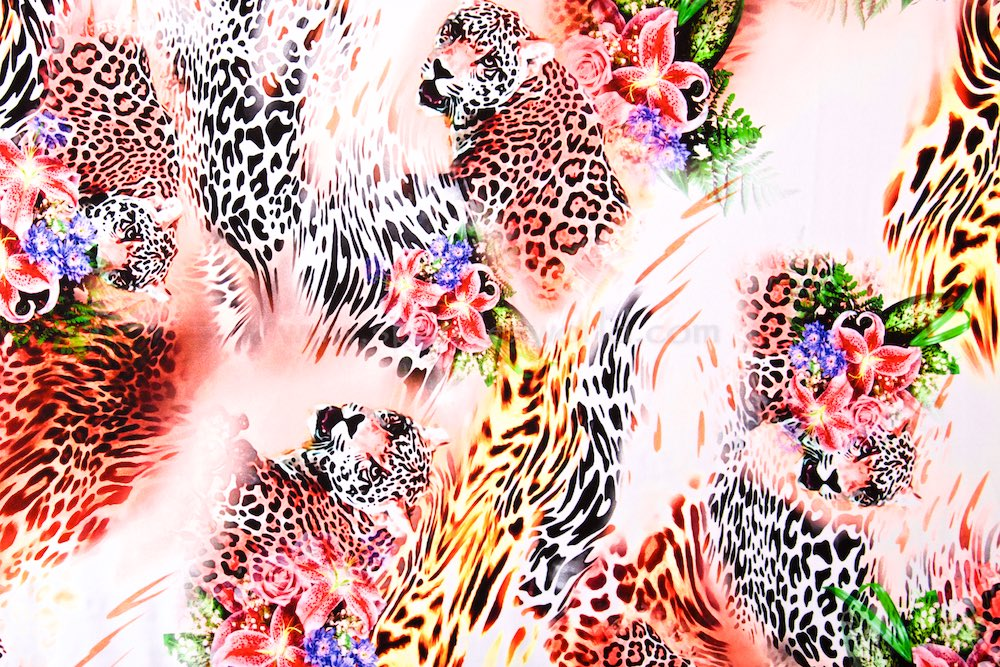 Animal Print (Pink/Gold/Black/Multi)