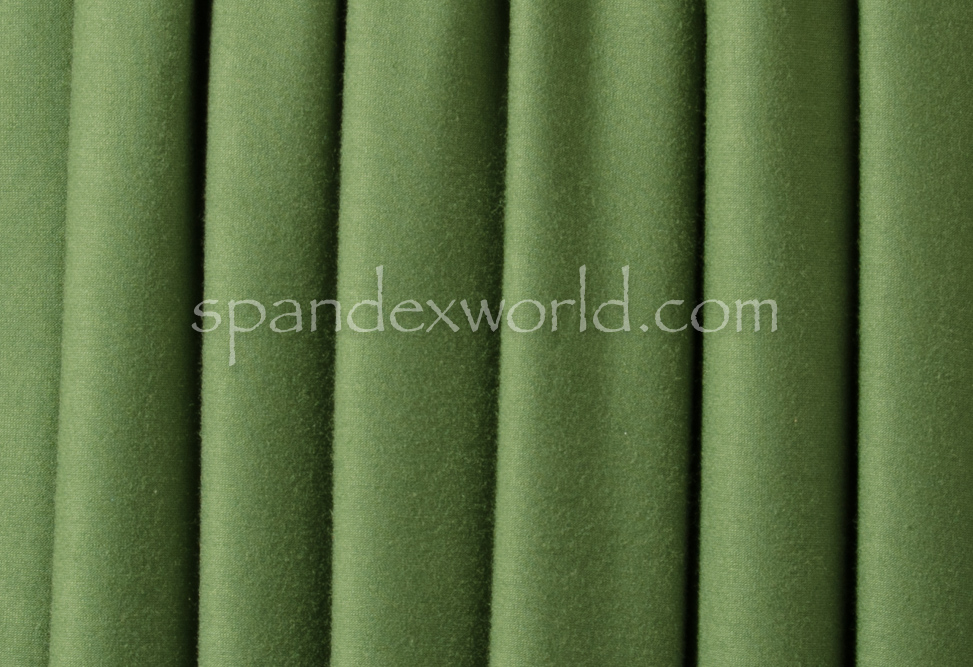 Cotton Lycra® (Light Olive)
