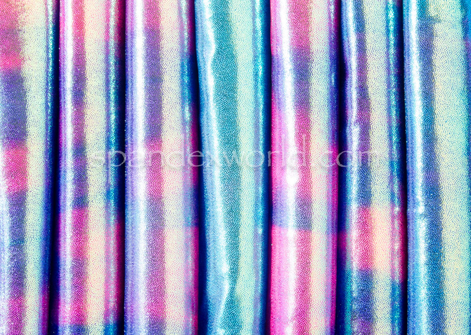 Tie Dye Mystique (Blue/Pink/Purple)