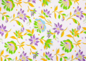 Floral Prints  (White/Green/Purple/Multi)