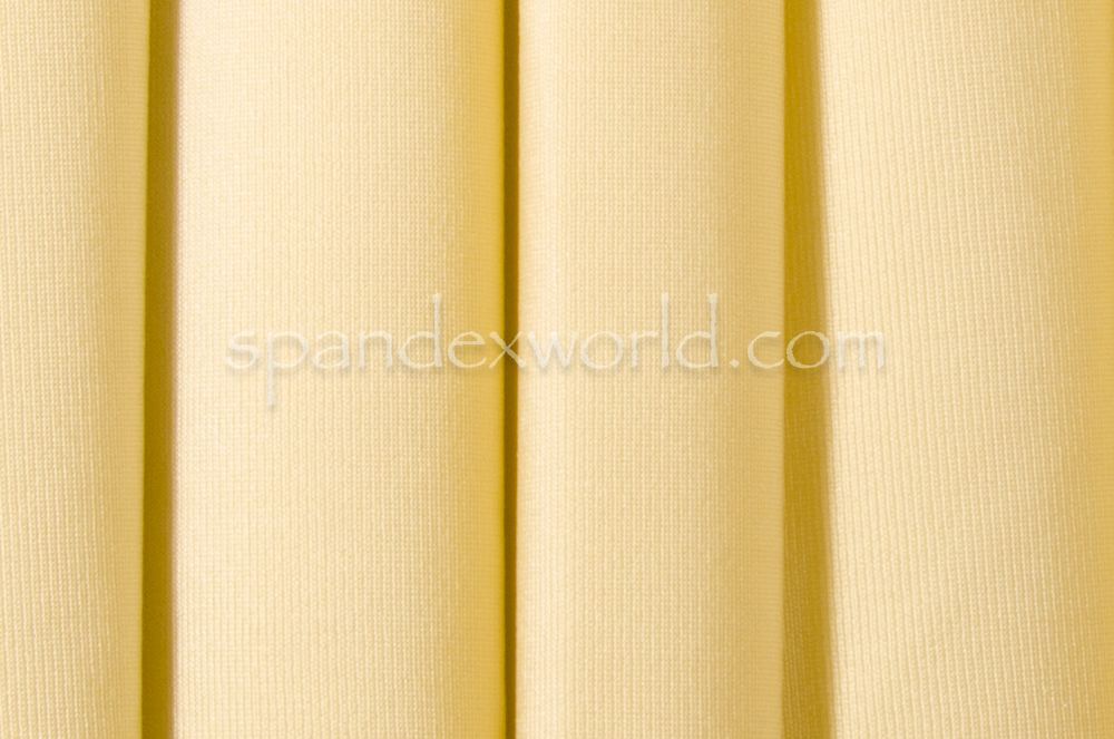Heavy weight  spandex  (Light Gold)