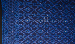 Non-Stretch Sequins (Royal/Royal)