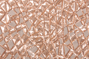 Stretch Sequins (Nude/Nude)