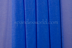 Stretch Solid Mesh-shiny (Royal Blue)