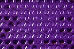 Metallic Pattern Spandex (Purple)
