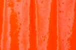 Stretch Crushed Velvet (Bright Orange)