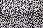 Animal Print Stretch Velvet (Leopaed print)
