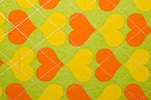 Printed Cotton Lycra® (Lime/Yellow/Orange)