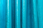 4 Way Metallic Spandex-shiny (Turquoise)