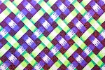Pattern/Abstract Hologram (Lime/Blue/Fuchsia/Multi)