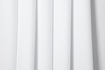 Moleskin Matte 4 way stretch  (White)
