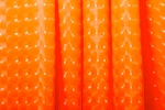 Holographic Vinyl (Bright Orange)