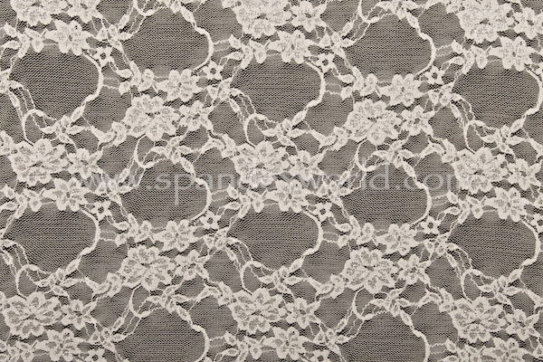 Stretch Lace (silver)